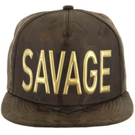 SM062 SAVAGE (NYLON BROWN CAMO)