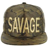SM062 SAVAGE (NYLON OLIVE CAMO)