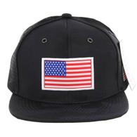 SM053 USA FLAG PATCH , STAR CAMO (GREY)