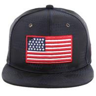 SM053 USA FLAG , STAR CAMO (NAVY)