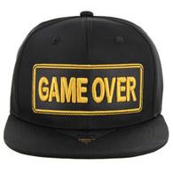 SM123 GAME OVER (BLACK)