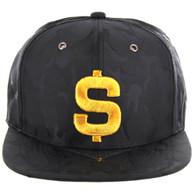 SM819 DOLLAR SIGN , NYLON CAMO (BLACK)
