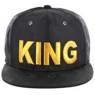 SM819 KING , NYLON CAMO (BLACK)