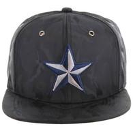 SM819 STAR , NYLON CAMO (BLACK)