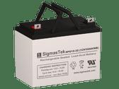 MK Battery MU-1 SLD G GEL Battery (Replacement)