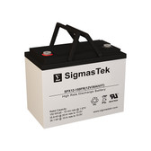 SigmasTek SPX12-150FR UPS Battery