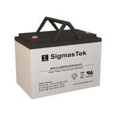 SigmasTek SPX12-350FR UPS Battery