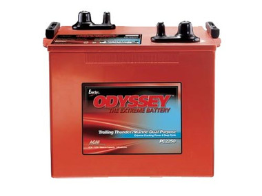 Exide 6TL Heavy Duty Battery (Replacement)