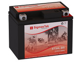 Gilera 50CC Sioux E-Starter Battery  (Replacement)