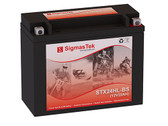 SigmasTek STX24HL-BS Battery (Replacement)