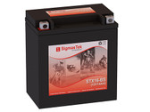 SigmasTek STX16-BS Battery (Replacement)