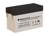 Diamec DM12-2.8P Replacement Battery