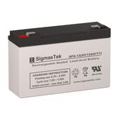 Emergi-Lite CSM36 Battery (Replacement)