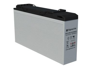 AlphaCell SMU-F 12-155-FR Telecom Battery (Replacement)