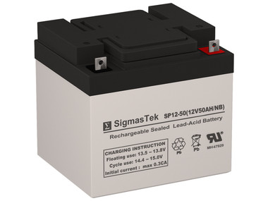 Universal Power ub12500 Replacement Battery