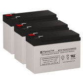 MiniMoto 23291-MIS-306 Electric Scooter Batteries (Replacement)
