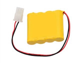 Lithonia ELB4865N 4.8V NICD Replacement Ni-cad Battery