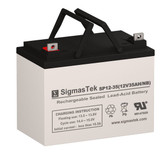 Exell Battery EB12350NB Replacement