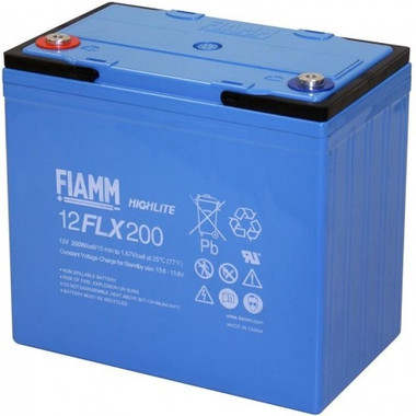 FIAMM 12FLX200 FLX Series High Rate UPS Battery