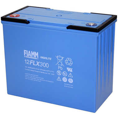 FIAMM 12FLX300 FLX Series High Rate UPS Battery