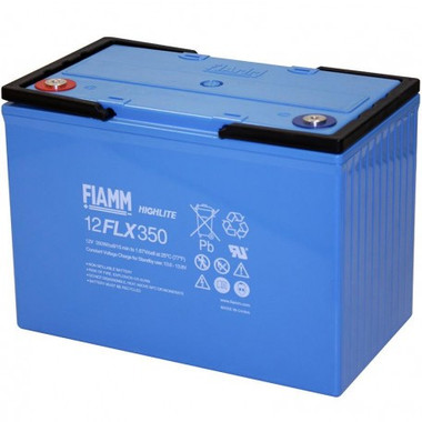 FIAMM 12FLX350 FLX Series High Rate UPS Battery
