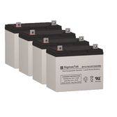 APC Smart-UPS XL UXBP24L UPS Battery Set (Replacement)