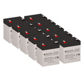 Hewlett Packard Compaq 204503-001 UPS Battery Set (Replacement)