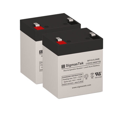CyberPower CP1350PFCLCD Replacement Battery Set