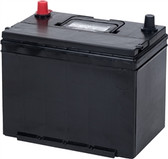 124R BCI Group Number SLI Automotive Battery