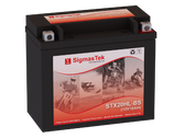 Chrome 20HL-BS Replacement Battery by SigmasTek