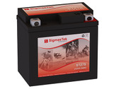Chrome YTZ7S-BS Replacement Battery by SigmasTek