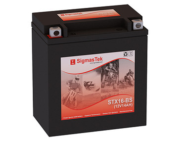 Duralast GTX16-BSFP Replacement Battery by SigmasTek