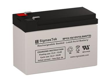 Enerwatt WP10-12S UPS Replacement Battery