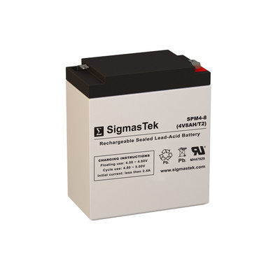 Hawker Gates HG-0859-0010 Replacement Battery