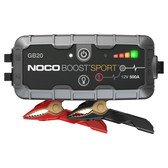 NOCO BOOST SPORT GB20 Jump Starter, 12 Volt 500 Amp Hour