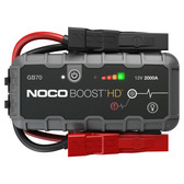 NOCO BOOST HD GB70 Jump Starter, 12 Volt 2000 Amp Hour