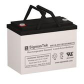 Power Kingdom PK33P-12-IT Replacement Battery