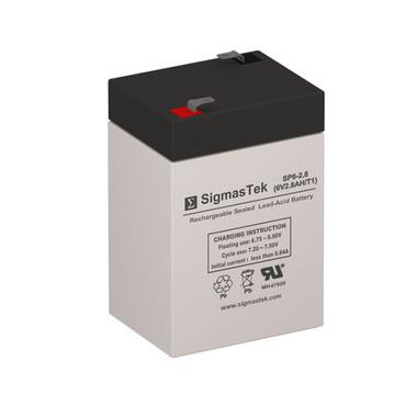 SigmasTek SP6-2.8 Battery