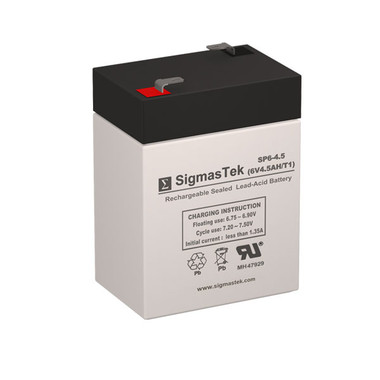 SigmasTek SP6-4.5 Battery