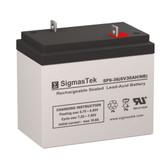 SigmasTek SP6-36 NB Battery