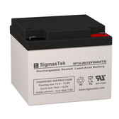 SigmasTek SP12-26 T2 Battery