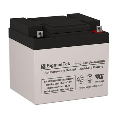 SigmasTek SP12-40 NB Battery