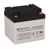 SigmasTek SP12-40 IT Battery