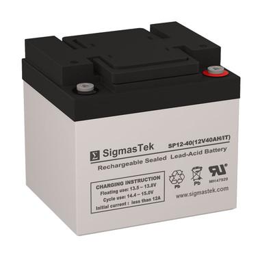 SigmasTek SP12-40 IT Battery