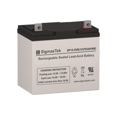 SigmasTek SP12-55R NB Battery