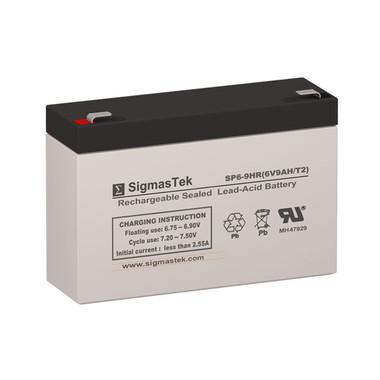 SigmasTek SP6-9HR Battery