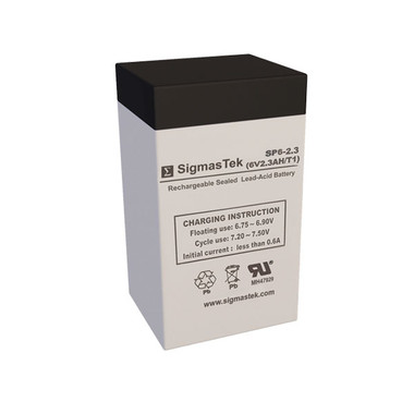 National Battery NB6-2.3 Replacement Battery