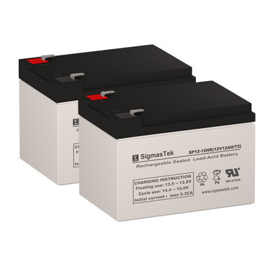 APC BACK-UPS PRO BP1100 UPS Battery Set (Replacement)
