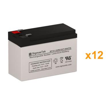 Alpha Technologies PINBP 2000RM UPS Battery Set (Replacement)