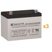 Alpha Technologies BP 3100-36 CABINET UPS Battery Set (Replacement)